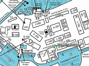 Map & Directions | Mesa College Bookstore