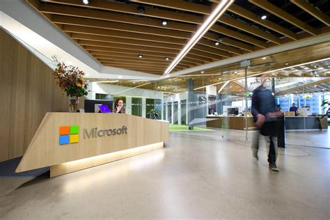 microsoft announces  toronto headquarters