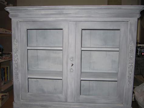 meubles peints gris images