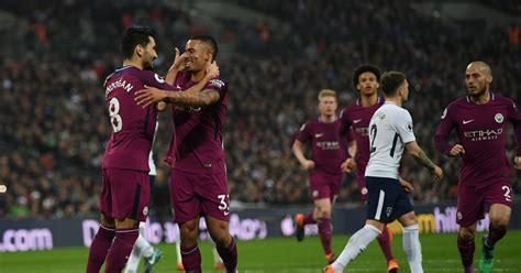 Tottenham Vs Man. City : Tottenham vs Manchester City live ...