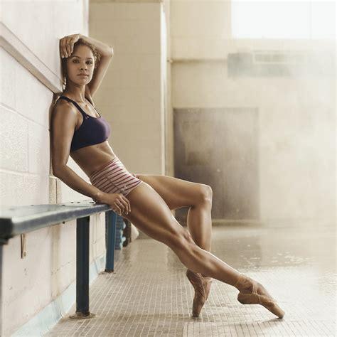 Misty Copeland Workout Popsugar Fitness