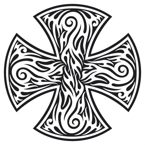 A latin cross with a broad ring surrounding the point of intersection   meaning, pronunciation, translations and examples. Celtic Cross Tattoos - Tattoos With Meaning