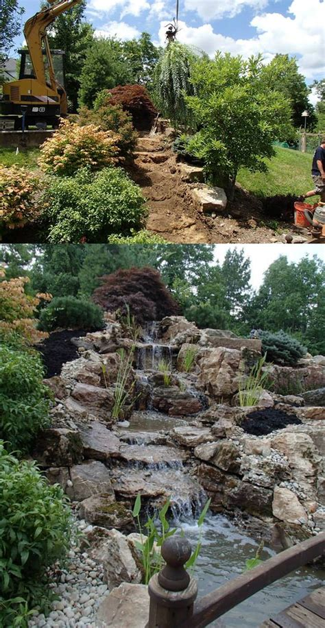 Meyer Aquascapes by Transformation By Meyer Aquascapes In Harrison Oh