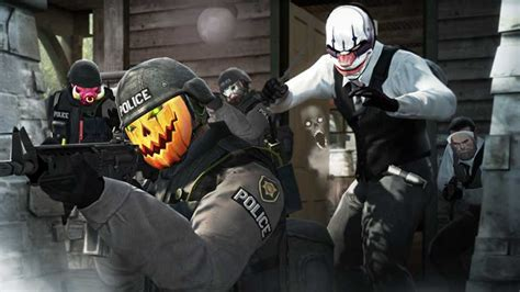 counter strike global offensive  suitably spooky