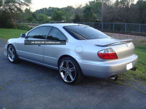 2003 acura cl type s coupe 2 door 3 2l 6 speed rare