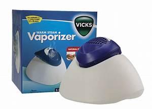 Vicks Vaporizer Instructions Manual V188