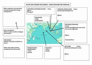Worksheet To Complete For Tsunami Doc By Em57