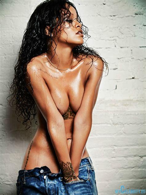Rihanna Mycelebrity