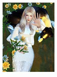 Free Mesh Downloads Pet Me Up Poses Sets At Flower Chamber Sims 4 Updates