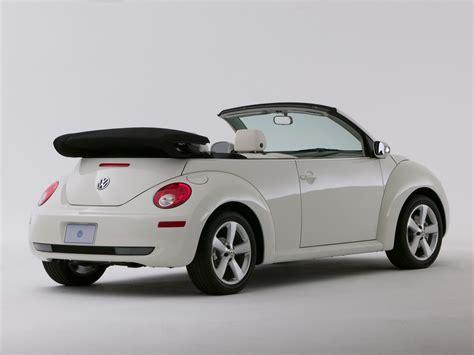 white volkswagen convertible volkswagen new beetle convertible triple white picture