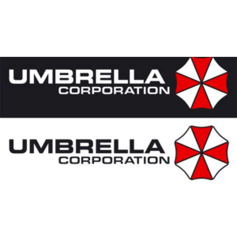 umbrella corporation logo vector logo of umbrella corporation brand free download eps ai png