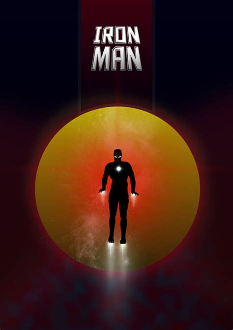 marvel hero silhouette art  jason  stanley geektyrant