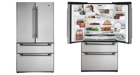 ge monogram refrigerator review french door zfgbhzss appliance buyers guide