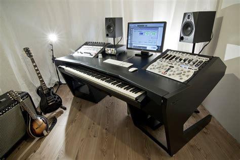 bureau pour home studio news bureau unterlass duodesk key 60 audiofanzine
