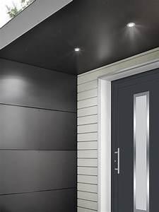 Eingangsüberdachung L Form : die pers nliche note f r den eingang s1 eingangs berdachungen von siebau ~ Indierocktalk.com Haus und Dekorationen