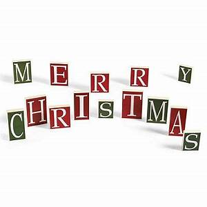 merry christmas blocks christmas indoors pinterest With merry christmas block letters