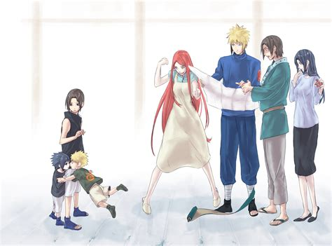 Anime Family Wallpaper - 46 kushina uzumaki hd wallpapers backgrounds wallpaper