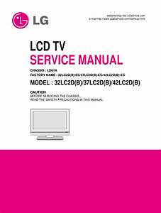 Download Free Pdf For Lg 37lc2d Tv Manual