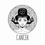 Zodiac Coloring Printable Signs Calendar 30seconds Horoscope Cancer Mom Simbolo Colorare Materiale Ragazza Adulta Segno Illustrativo Zodiaco Cancro Dello Libro sketch template