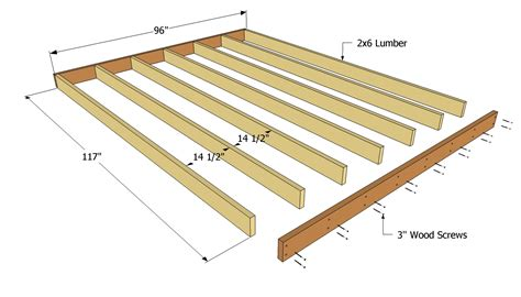 Shed Floor Plans by Amazing 10x12 Deck Plans 11 Shed Floor Plans Free 10 X 16