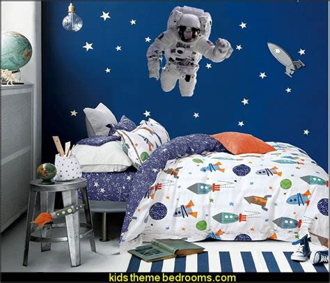Outer Space Crib Bedding by Decorating Theme Bedrooms Maries Manor Outer Space