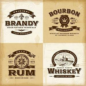 39 awesome vintage labels free images tags labels With free liquor labels