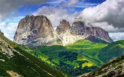 Europe Desktop Dolomites Wallpapers Pc Backgrounds Italy