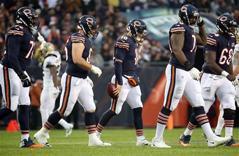 chicago bears offense set  record  saints  doesnt
