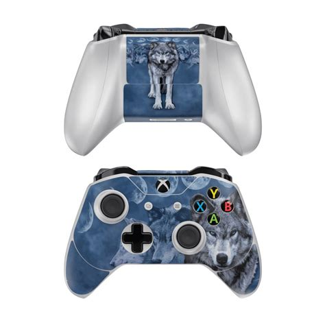 Microsoft Xbox One Controller Skin Wolf Cycle By The