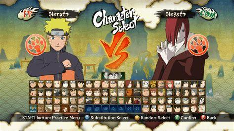 anime naruto pertama rilis naruto shippuden ultimate ninja storm 3 full burst save