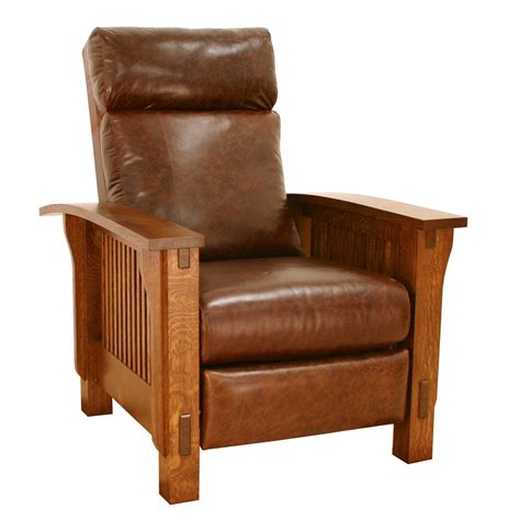 Mission Morris Chair Recliner by American Mission Morris Recliner San Luis Traditions