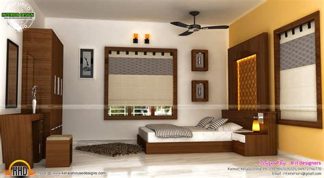 interior designs for homes pictures staircase bedroom dining interiors kerala home design