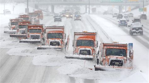 Photos: Big winter storm system hits Madison Local News