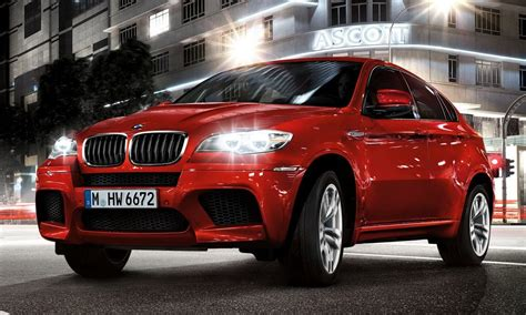 2013 Bmw X6 M Review