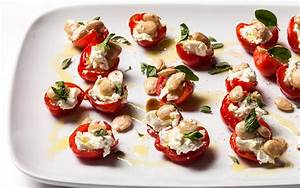 Appetizers, snacks and starter recipes for Christmas