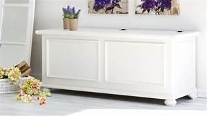 Banc Coffre De Rangement Conforama : amazing banc coffre en bois blanc with banc coffre but ~ Dailycaller-alerts.com Idées de Décoration