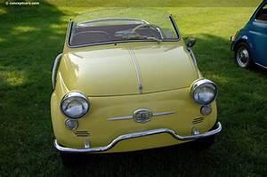 Fiat 500 Jolly : 1959 fiat 500 at the 31st annual ault park concours d 39 elegance ~ Gottalentnigeria.com Avis de Voitures