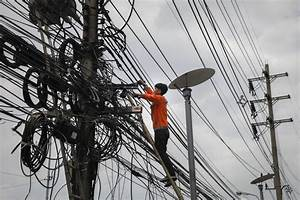 Overhead wires to go underground in Bangkok