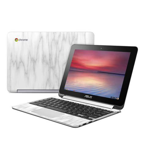 Bianco Marble Asus Chromebook Flip C100 Skin | iStyles