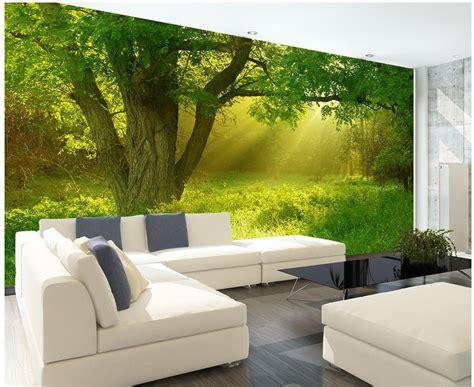 murais de papel de parede  sala de estar da