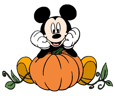 Mickey Mouse Halloween Clipart  101 Clip Art