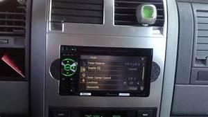 2005 Dodge Durango Avh-p2400bt Custom Install