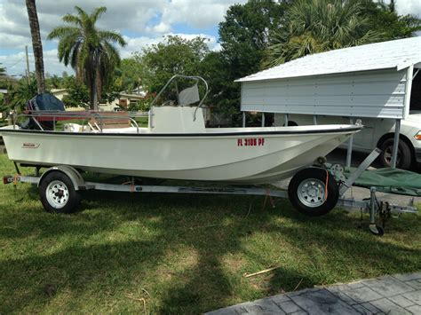 Used Boston Whaler Boats by Boston Whaler Montauk 1974 For Sale For 8 500 Boats