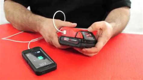 milwaukee usb battery charger  locksmith video youtube