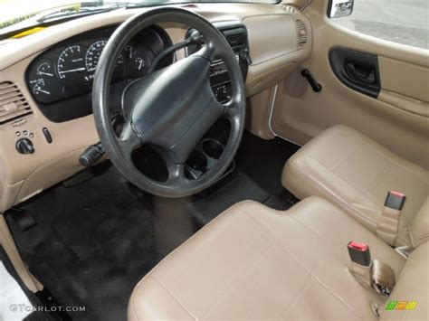 ford ranger xl interior 2000 ford ranger xl regular cab 4x4 interior color photos gtcarlot