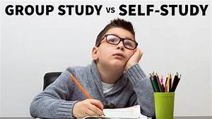 Group Study करें या Self Study - आपके करियर के लिए बेहतर ...
