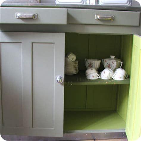 meubles vintage rangements ancien buffet bas de