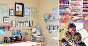 Atelier De Bricolage : 36 trucs et astuces pour organiser un atelier de bricolage ~ Melissatoandfro.com Idées de Décoration