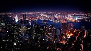 NYC At Night Wallpaper 63 Images