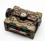 STEAMPUNK MACHINERY ANTIQUE JE…